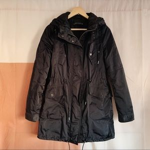 🆕 {{zara}} 2-in-1 Nylon Parka